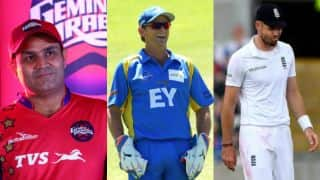 Virender Sehwag, Adam Gilchrist take dig at James Anderson on his 'King Pair'