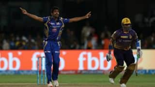 IPL 2017: Karn's 4-for, Rohit's 3,000 and other highlights from MI' win over KKR