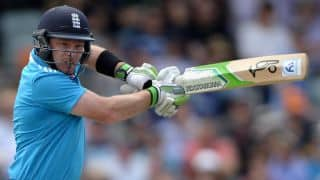 India vs England, 3rd ODI at Brisbane: Ian Bell reaches reaches his 32nd ODI fifty