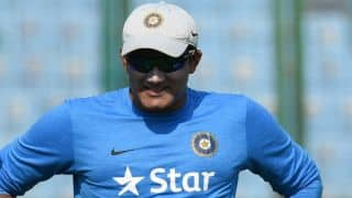 Don't want to put pressure on Hardik Pandya, says Anil Kumble