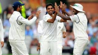 Indian bowlers brought some respect in defeat
