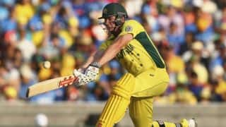James Faulkner 'deeply embarrassed and sorry' after being fined and banned for 2 years