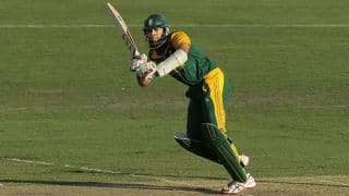Australia vs South Africa 2014, 3rd ODI: Hashim Amla brings up century