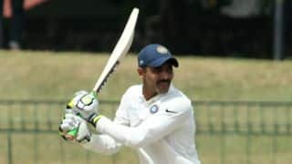 Ranji Trophy 2017-18, Day 3, Group B highlights and results: Saurashtra register innings win over Jammu and Kashmir; Rajasthan, Gujarat edge closer to win