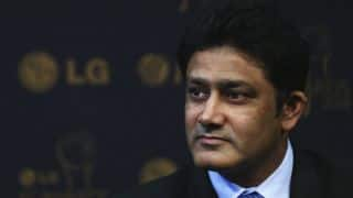 Anil Kumble: India have strong chances of winning in West Indies