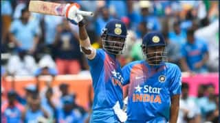 MS Dhoni has won lots trophies but the biggest thing is the respect to him by everyone: KL Rahul