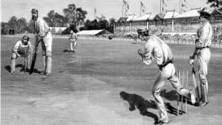 Early days of Australian cricket: Part III