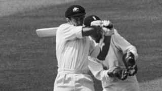 Doug Walters becomes first to score double-hundred and hundred in same Test