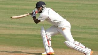 Live Cricket Score Ranji Trophy 2016-17, Round 9, Day 2