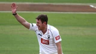 Sussex seamer James Anyon retires from first-class cricket after persistent injury-run