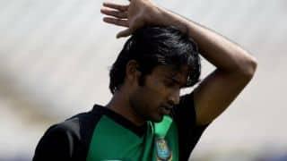 बांग्लादेशी  क्रिकेटर शहादत के खिलाफ आरोप-पत्र दाखिल