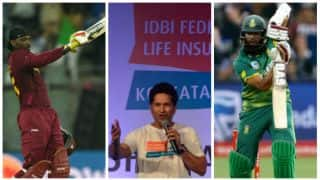 Chris Gayle joins Sachin Tendulkar, Hashim Amla's elite list; becomes 3rd batsman to score centuries against 11 different countries