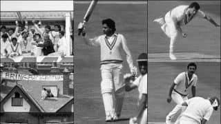 Indian Test triumphs in England, Part 3: The Dilip Vengsarkar show at Headingley, 1986
