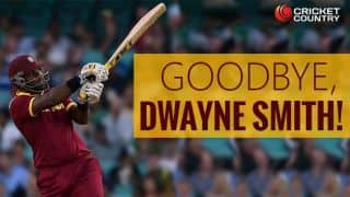 Dwayne Smith: A talent reduced to 20-over shows