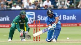 India cement No.1 ODI spot after Port Elizabeth victory against South Africa