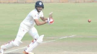 Ranji Trophy 2018-19: Manish Pandey, karun Nair seal Karnataka's Ranji Trophy semifinal spot