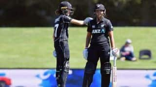 Amy Satterthwaite appointed White Ferns captain after Suzie Bates stands down