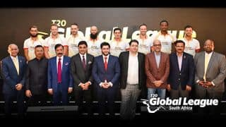 T20 Global League announce schedule for inaugral edition