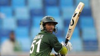 शोएब मलिक वनडे में 7 हजार रन पूरा करने वाले 8वें पाकिस्तानी बल्लेबाज बने
