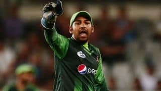 Sarfraz Ahmed warns Pakistan against taking Zimbabwe lightly