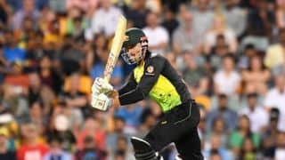 1st T20I: All-round Stoinis hands Australia 1-0 lead