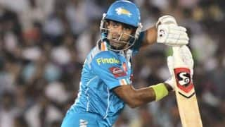 Ranji Trophy 2013-14: Robin Uthappa comes to Karnataka's rescue with a century against Uttar Pradesh
