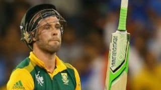 AB de Villiers retirement and the stages of grief
