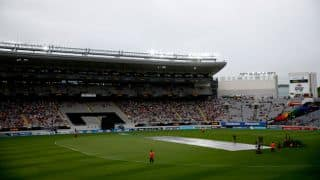 ICC Cricket World Cup 2015: New Zealand hope to emulate rugby success rate at Auckland's Eden Park against Australia