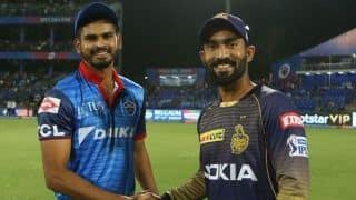 Changes aplenty for Delhi as Iyer opts to bowl against Kolkata