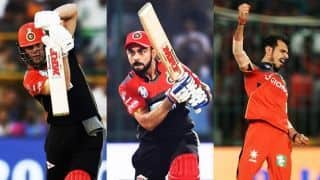 Royal Challengers Bangalore – Top five players to watch out for