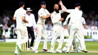 England vs South Africa, 1st Test at Lord's: Moeen Ali puts hosts on top at the end of Day 2