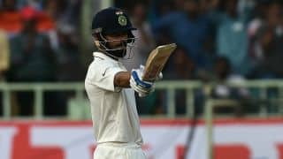 Virat Kohli moves up to 4th spot in ICC Rankings in Test cricket