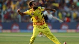 IPL 2019: Imran Tahir finishes with Purple Cap, takes most wickets for a spinner in single season