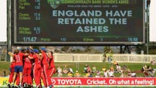 England women retain Ashes after victory in 1st T20I at Hobart