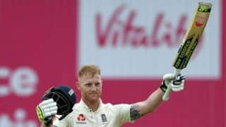 Ben Stokes rejoices century leveraged by dropped catches