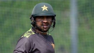 No need to panic: Sarfraz on Pakistan's consecutive defeats to Australia