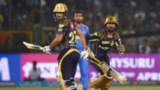 IPL 2018: KKR cruise to No.1 spot in points table; down RR by 7 wickets