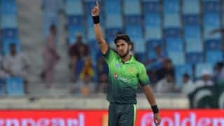 Hasan Ali named ICC Emerging Player of the Year