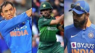 Babar Azam choose 6 indian and 5 pakistani players in his Indo-Pak T20 Eleven