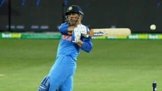 India vs Australia, ODIs: India hails MS Dhoni the finisher
