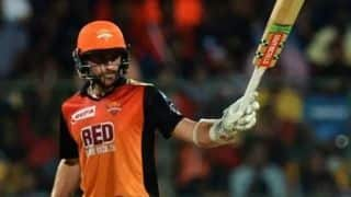 IPL 2019: IPL 2019, RCB VS SRH: Kane Williamson 70* off 43 balls Powers Sunrisers Hyderabad to  175/7 vs Royal Challengers Bangalore