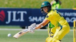 Nicole Bolton's century guides Australia Women to easy 8-wicket win against India