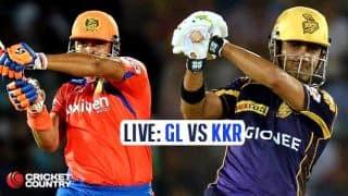 Highlights IPL 2017 Score, Gujarat Lions (GL) vs Kolkata Knight Riders (KKR), IPL 10 Match 3: KKR thrash GL