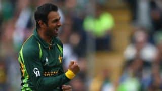 PCB rubbishes reports about Shoaib Malik's suspect bowling action