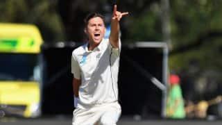 Trent Boult wins Sir Richard Hadlee Medal at New Zealand Cricket Awards