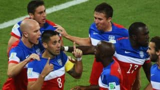 USA pip Ghana 2-1 in FIFA World Cup 2014 Group G clash; Clint Dempsey scores fastest goal in tournament