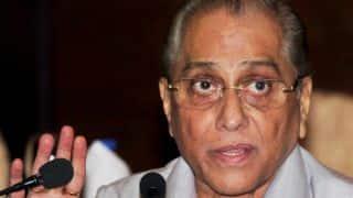 Jagmohan Dalmiya re-elected CAB president for 8th consecutive term