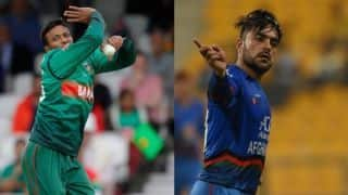 Bangladesh vs Afghanistan, BAN vs AFG 3rd T20I, Bangladesh Tri-Series 2019 LIVE streaming: Gulbadin strikes as Bangladesh lose fifth wicket