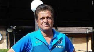 Former opener WV Raman appointed coach of Indian women's cricket team