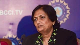 Female representation in BCCI is a giant leap for the sport: Shantha Rangaswamy